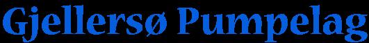 Gjellersø Pumpelag Logo